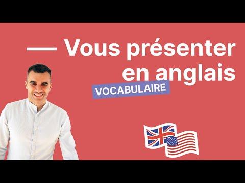 Comment se présenter en anglais facilement en 10 points (âge, nationalité, hobbies, etc.)