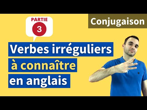 Les verbes irréguliers les plus importants en anglais #3 (bite - mean - overcome - bleed - read)