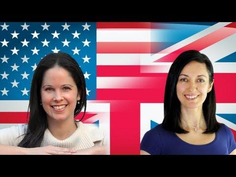 British vs American | English Pronunciation Lesson