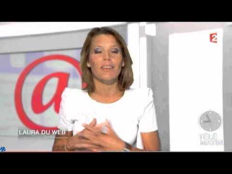MosaLingua Italien sur France2 Tele Matin