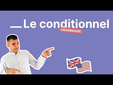 Comment former le conditionnel en anglais (exemples inclus) - partie 2