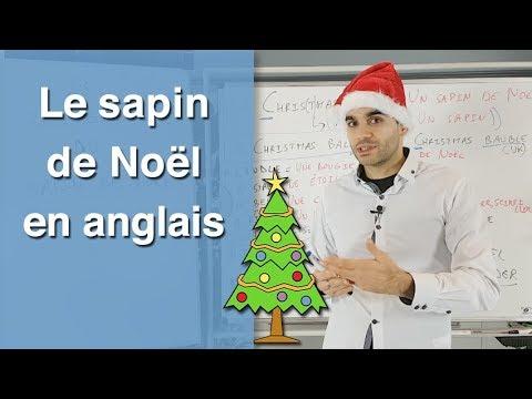 Le sapin de Noël en anglais : un peu de vocabulaire !