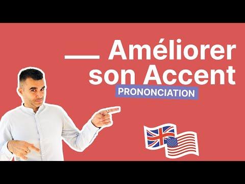 Prononciation anglaise : le guide COMPLET pour améliorer votre accent et prononciation en anglais