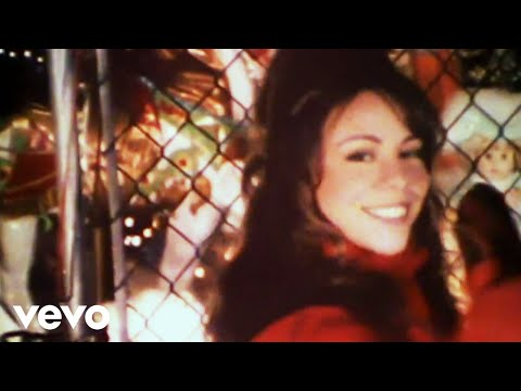 Mariah Carey - All I Want For Christmas Is You (Official Video)