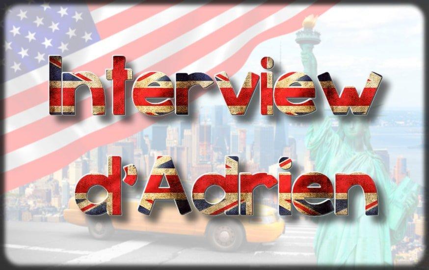 interview d'Adrien Jourdan