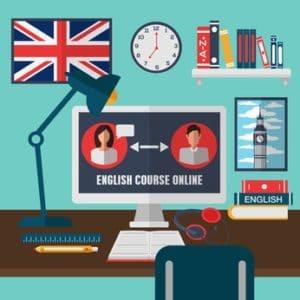 ressources pour étudier l'anglais en ligne