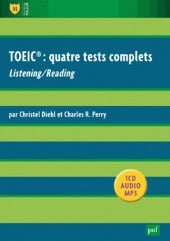 TOEIC 4 tests complets