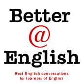 better ay english