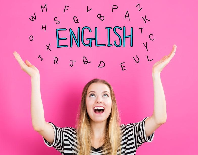mots en anglais