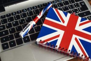 cahier d'anglais