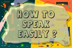 comment parler anglais facilement ?