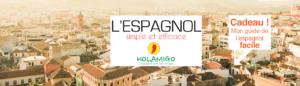 apprendre l'espagnol avec holamigo
