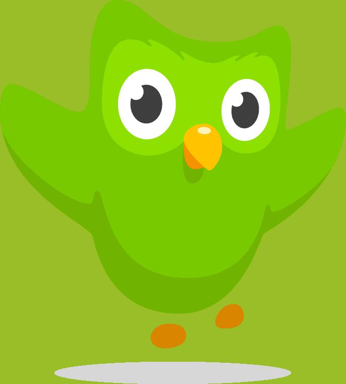 apprendre l'anglais avec duolingo