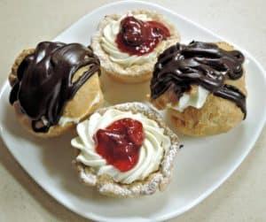 les desserts en anglais
