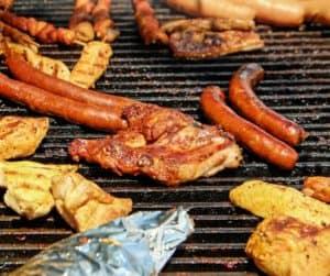 la viande en anglais