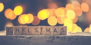 Le vocabulaire de Noël en anglais