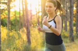 Jogging : courir