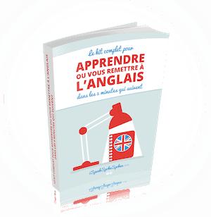 Kit complet pour apprendre l'anglais