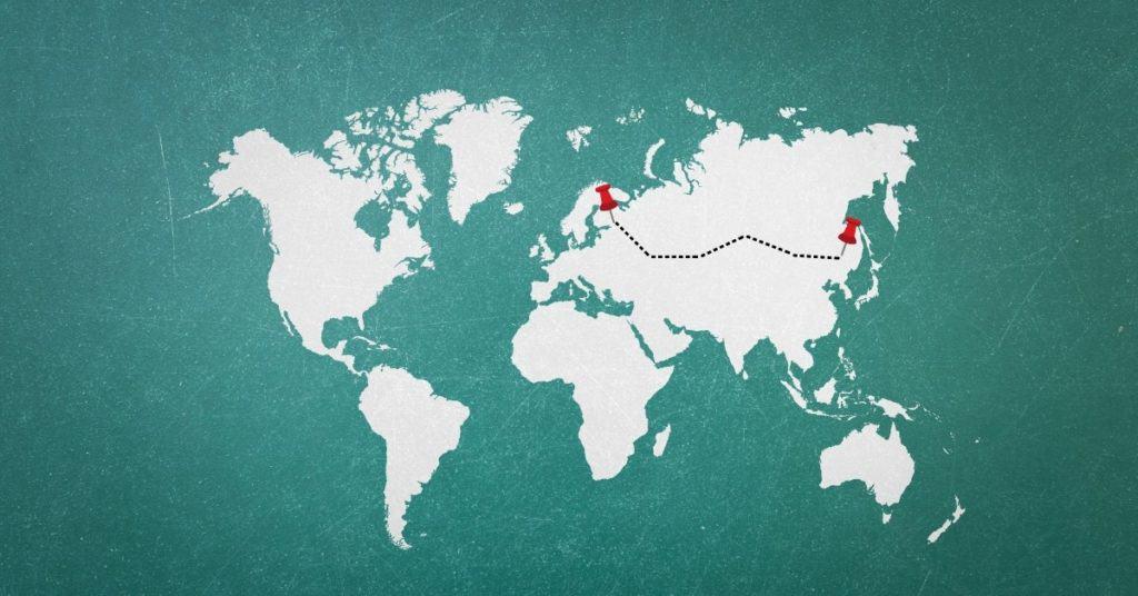 différence trip, travel et journey